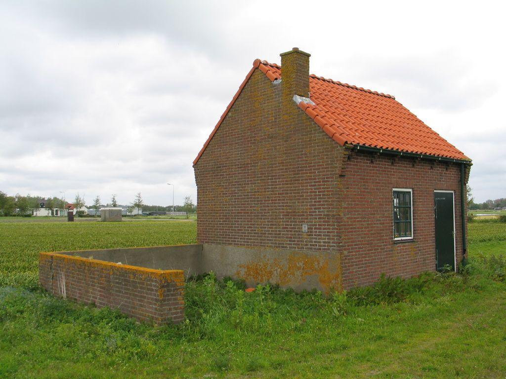 Foto Landschuurtje Rijnsburgerweg to no. 25 Voorhout Foto Werkgroep Bollenerfgoed kl