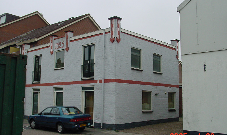 Achterzeeweg 14-18, Noordwijk