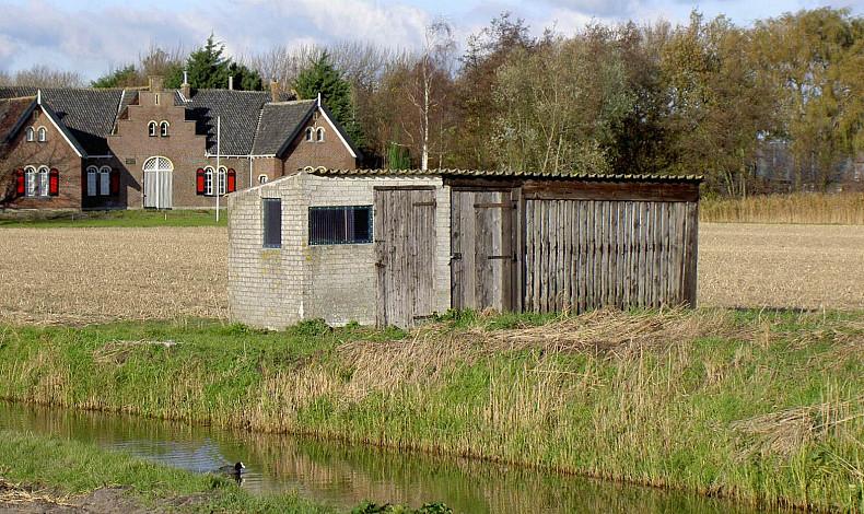 Heereweg 359t.o. nr. (nabij Wassergeest), Lisse