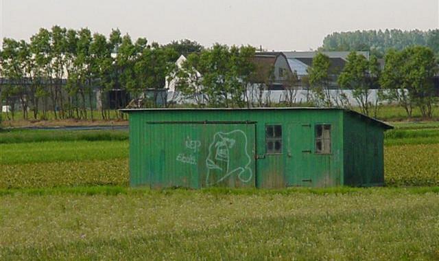 3e Loosterweg 51nabij nr. (ten oosten van spoorlijn), Hillegom