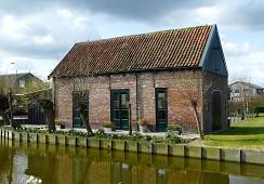 Prinsenweg 1 naast nr., Voorhout