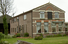 Leidsevaart 181, Noordwijkerhout