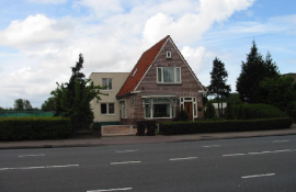 Rijnsburgerweg 45, Oegstgeest