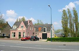 Rijnsburgerweg 76, Oegstgeest
