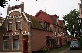Langevaart 12, Rijnsburg