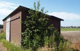 Stationsweg 99bij nr. bij sportvelden De Zanderij, Hillegom