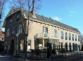 Dorpsstraat 19, Warmond